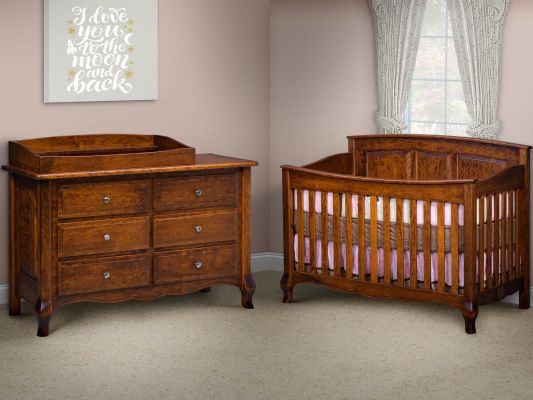 Country Cottage Baby Furniture Set