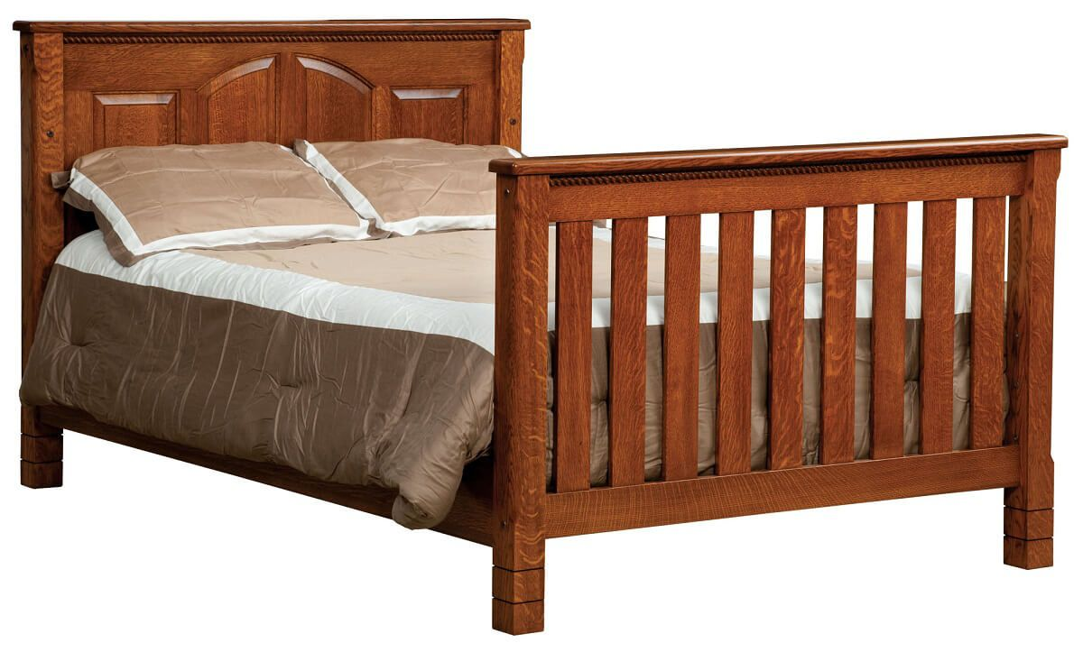 Great Bear Full Size Bed available with purchase of conversion kit