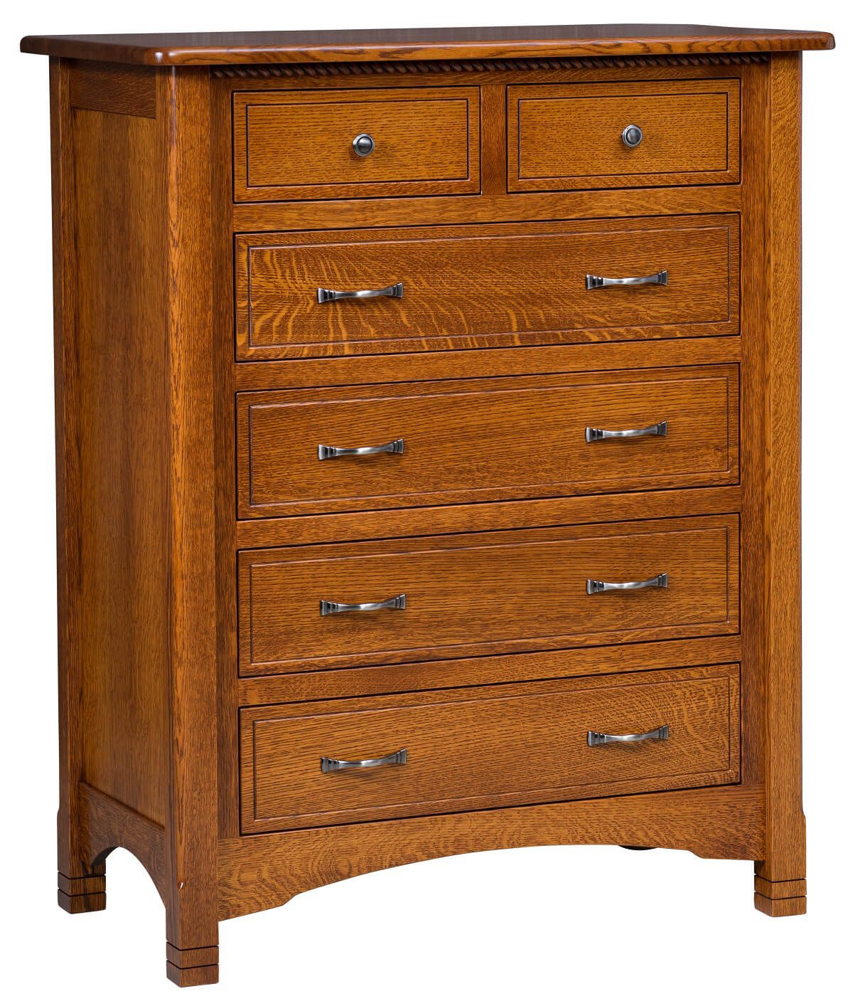 Great Bear Solid Wood Chest of Drawers