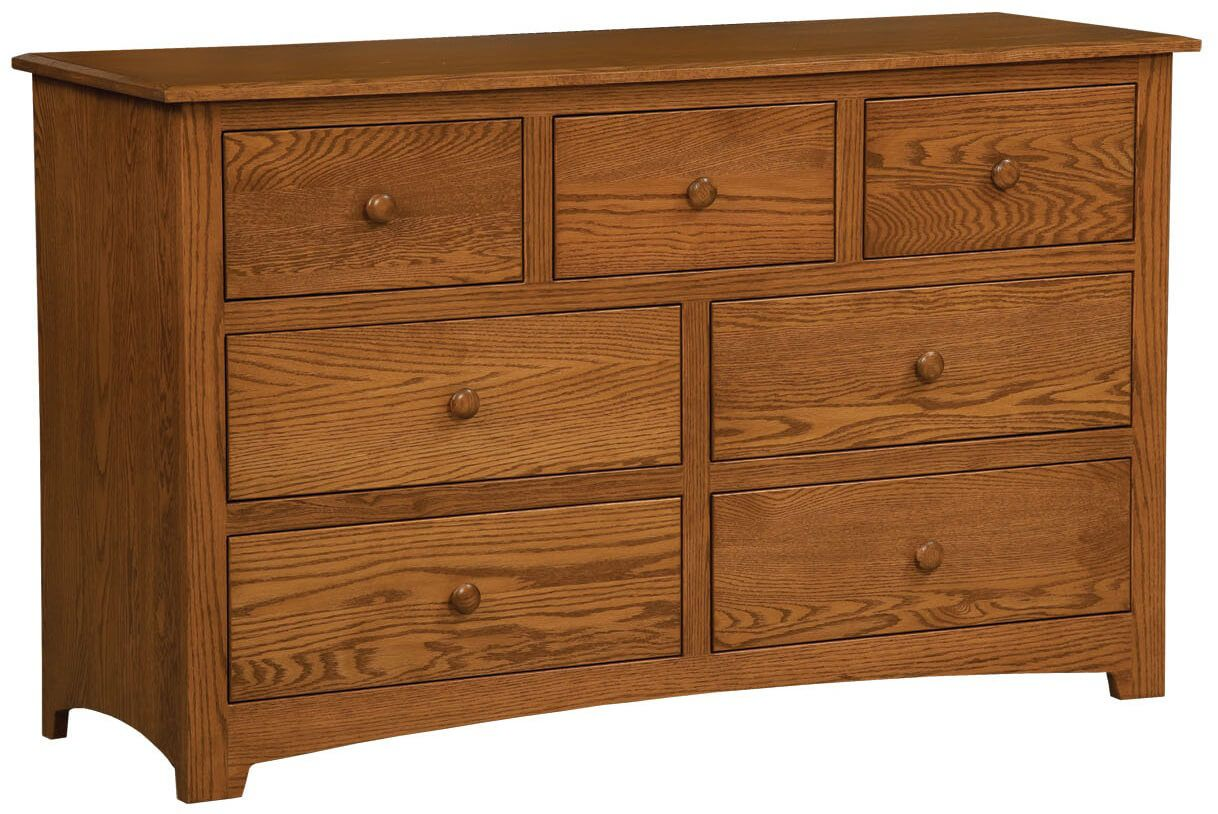 Salinas 7-Drawer Dresser
