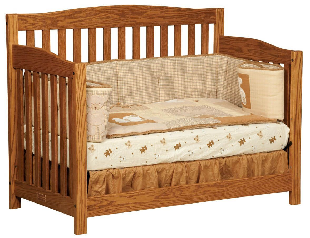 Salinas Toddler Bed Conversion