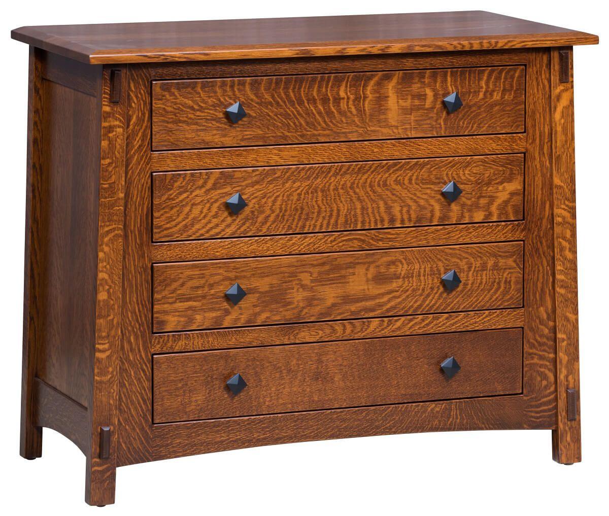 San Marino 4-Drawer Dresser