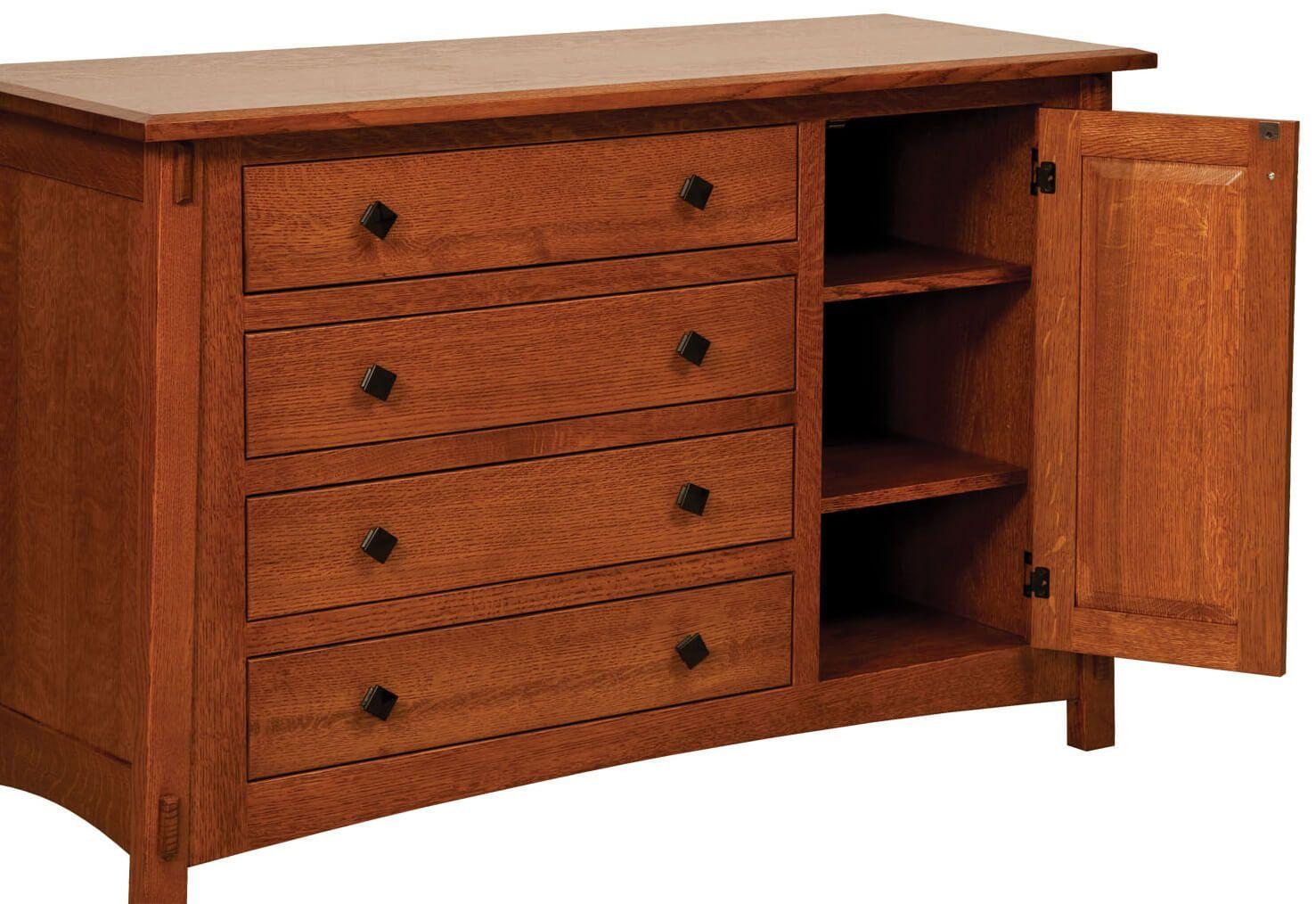San Marino Dresser with Door