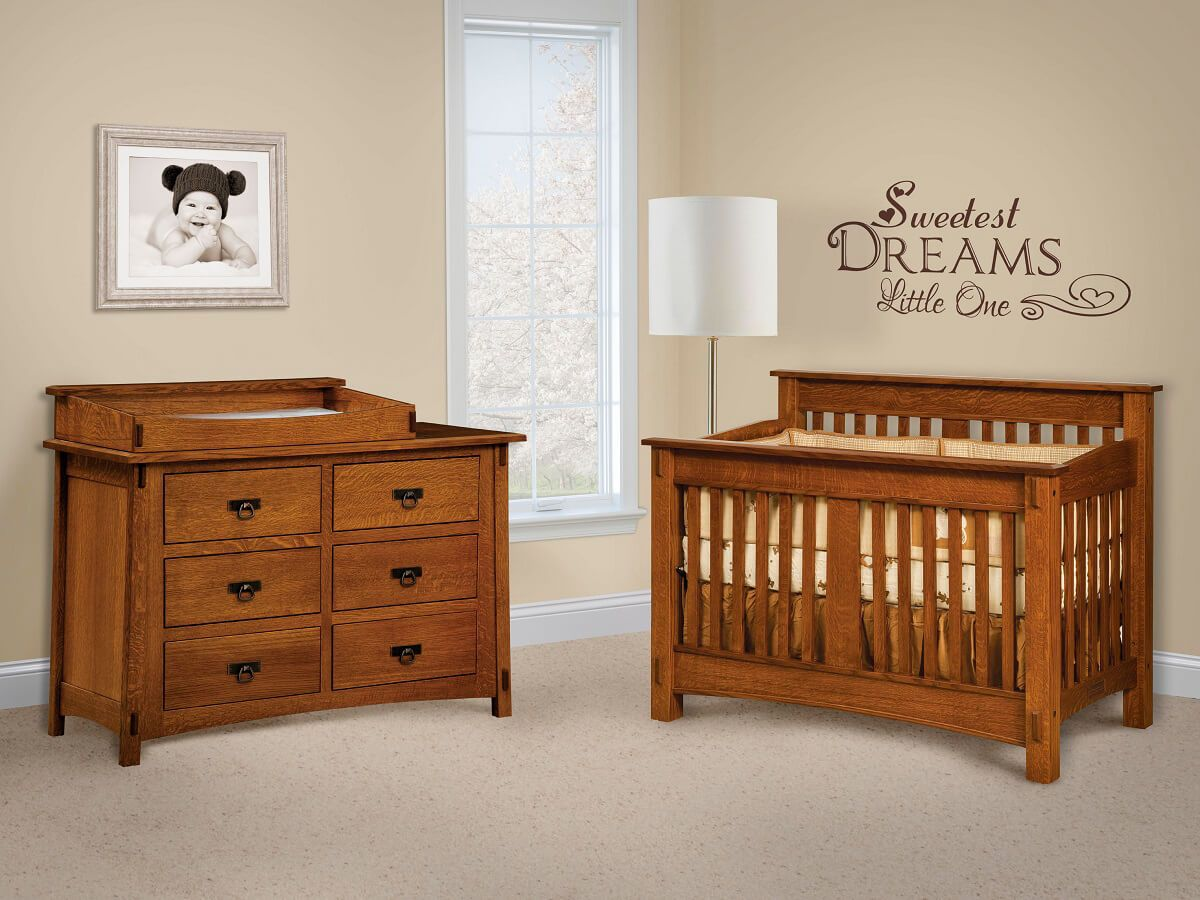 San Marino Baby Furniture Set