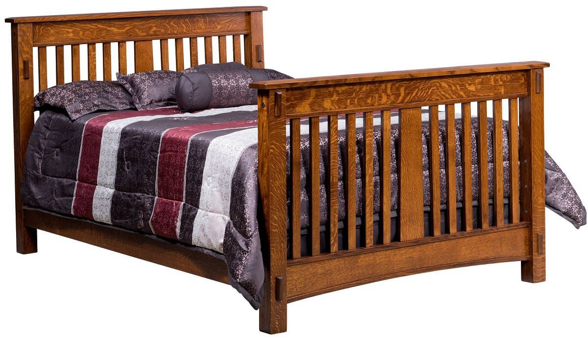 San Marino Full Bed Conversion