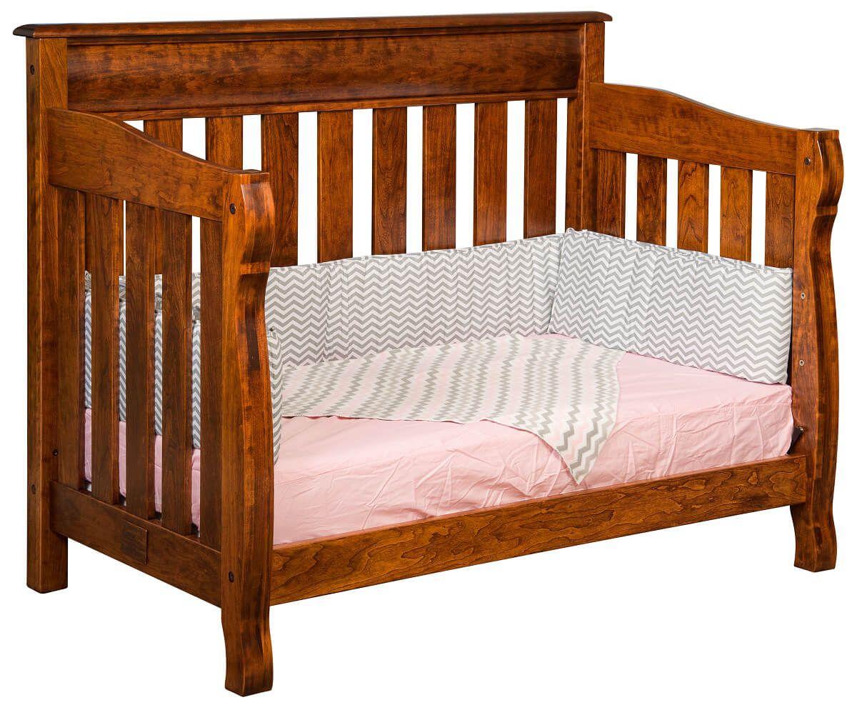 West Estates Toddler Bed Conversion