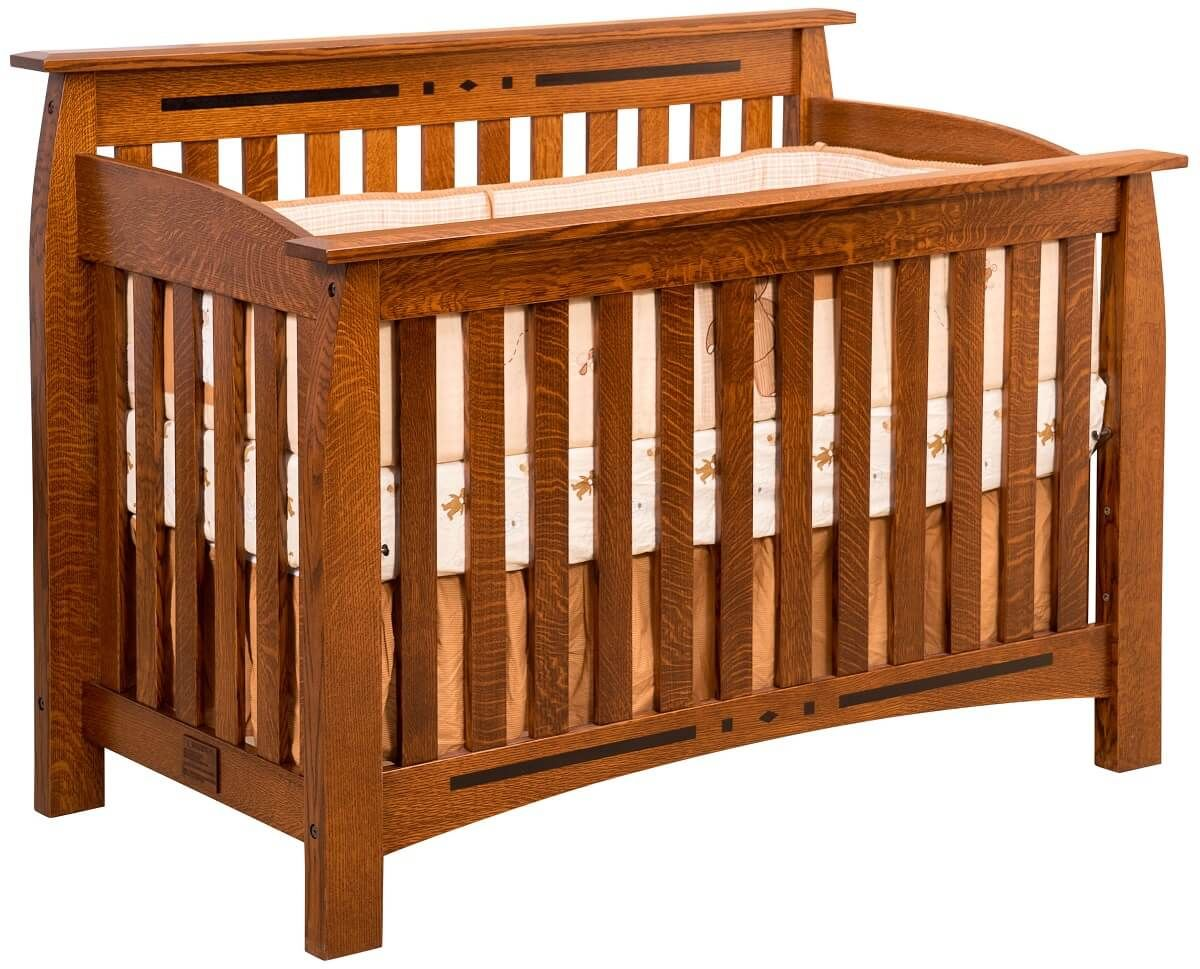 Boulder Creek Crib