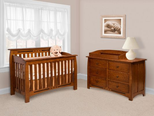 Boulder Creek Baby Furniture Set