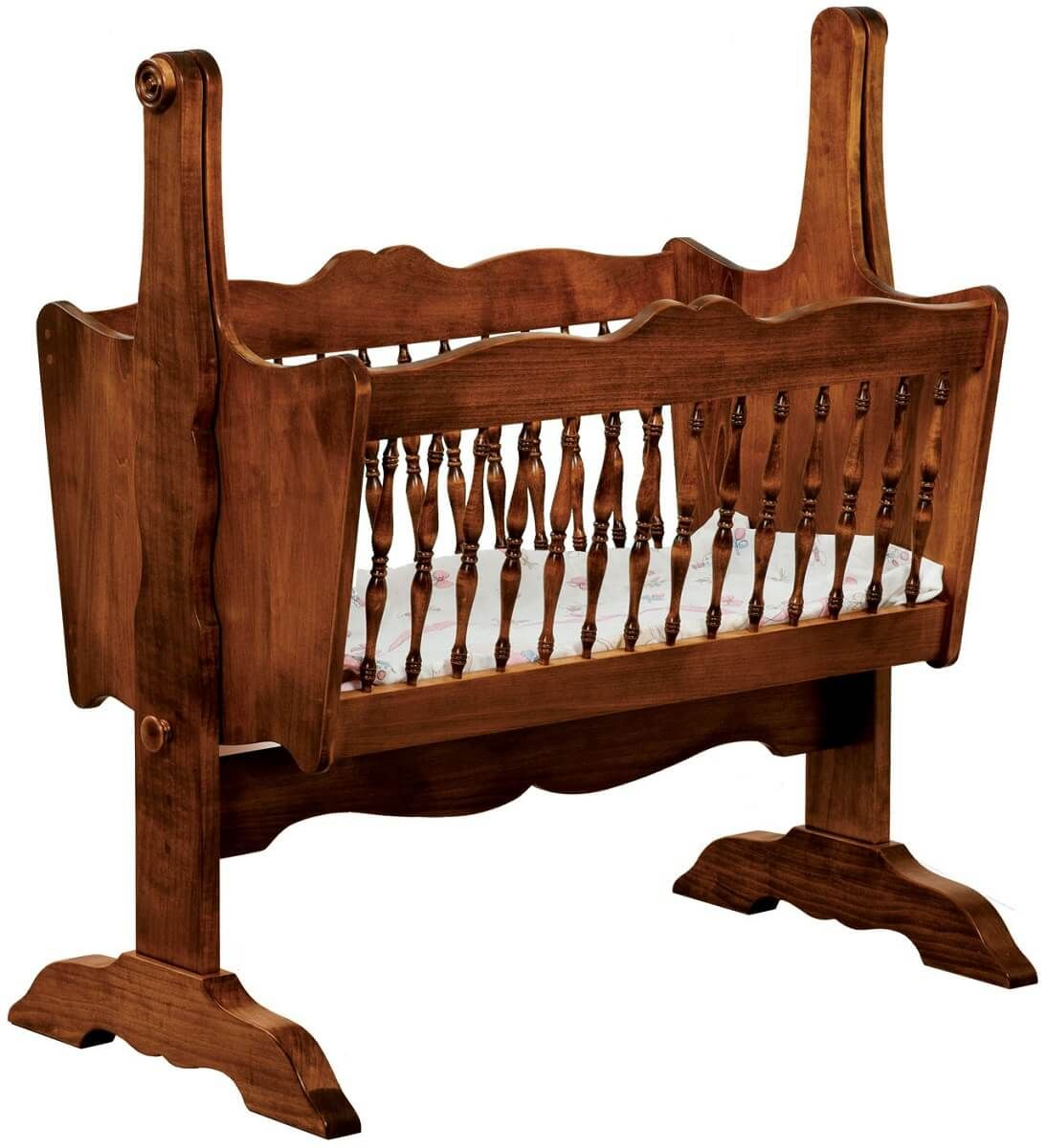 Traditional Baby Cradle