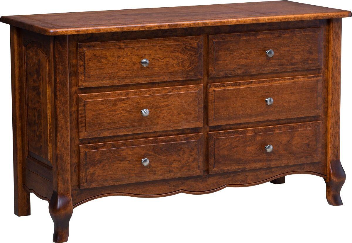 6-Drawer Nursery Dresser