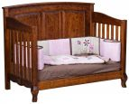 Country Cottage Toddler Bed Conversion