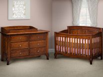 Country Cottage Nursery Set