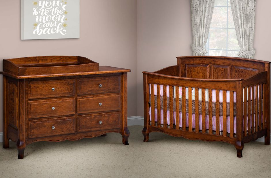 Country Cottage Nursery Set image 1
