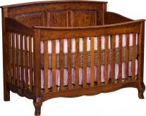 Country Cottage Slat Crib