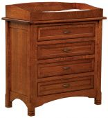 Great Bear 4-Drawer Dresser