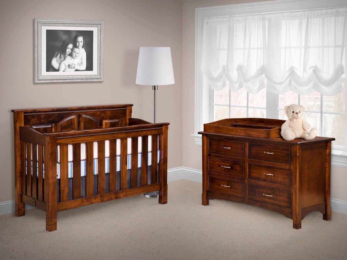 Great Bear Baby Furniture Set
