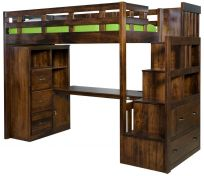 Harridsburg Loft Bed