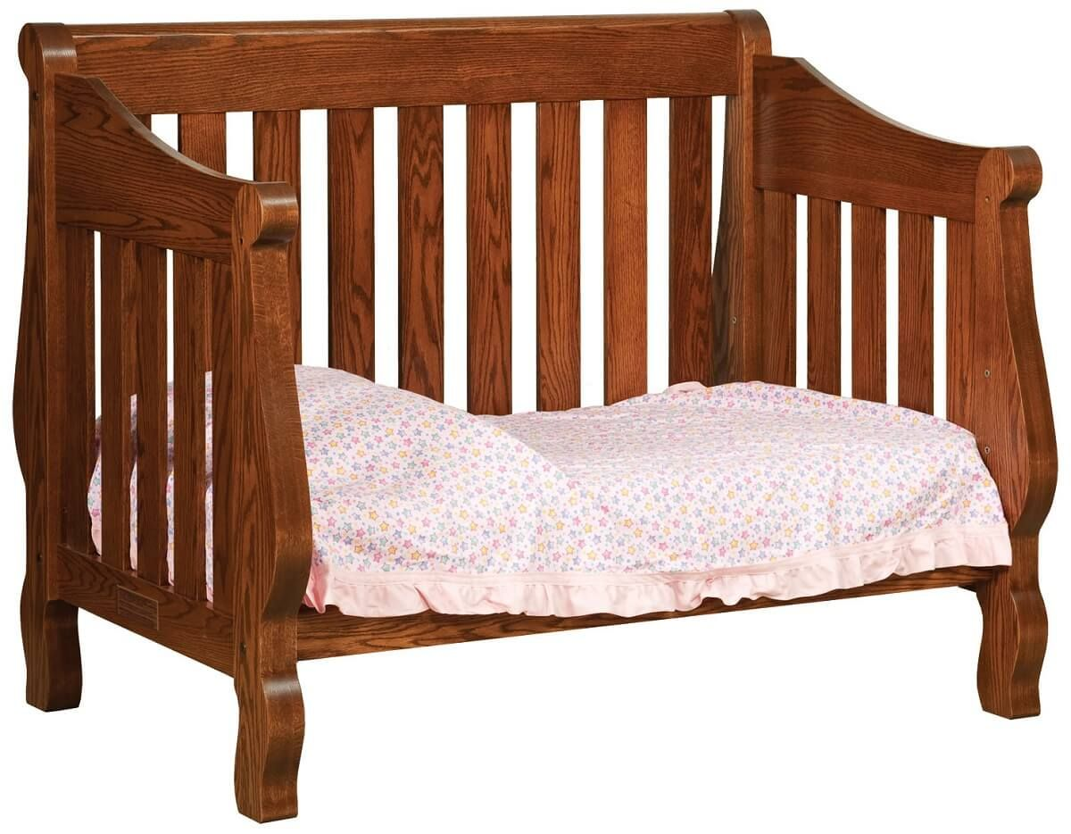 Lillian Toddler Bed Conversion