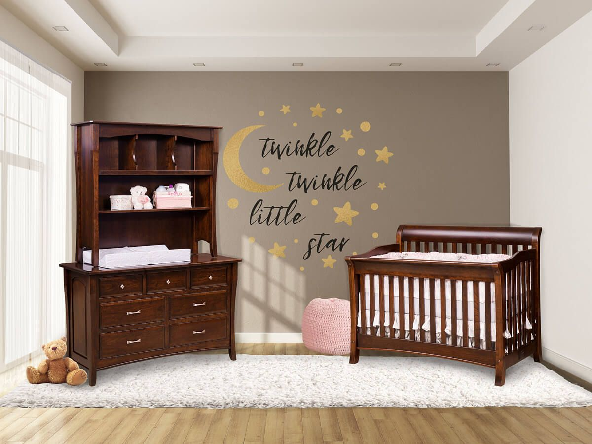 Solid Wood Baby Furniture