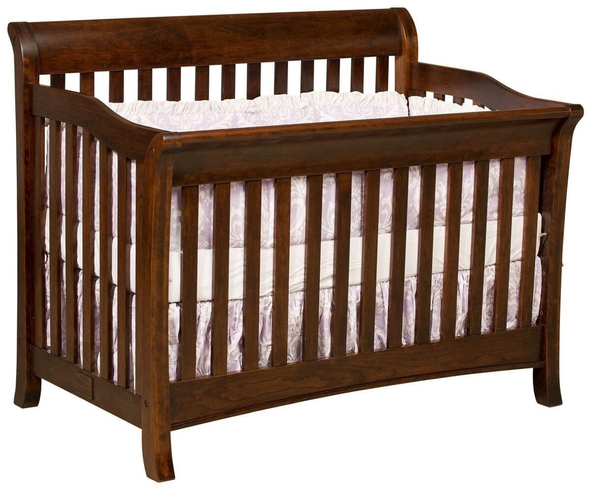 Luxembourg Baby Crib