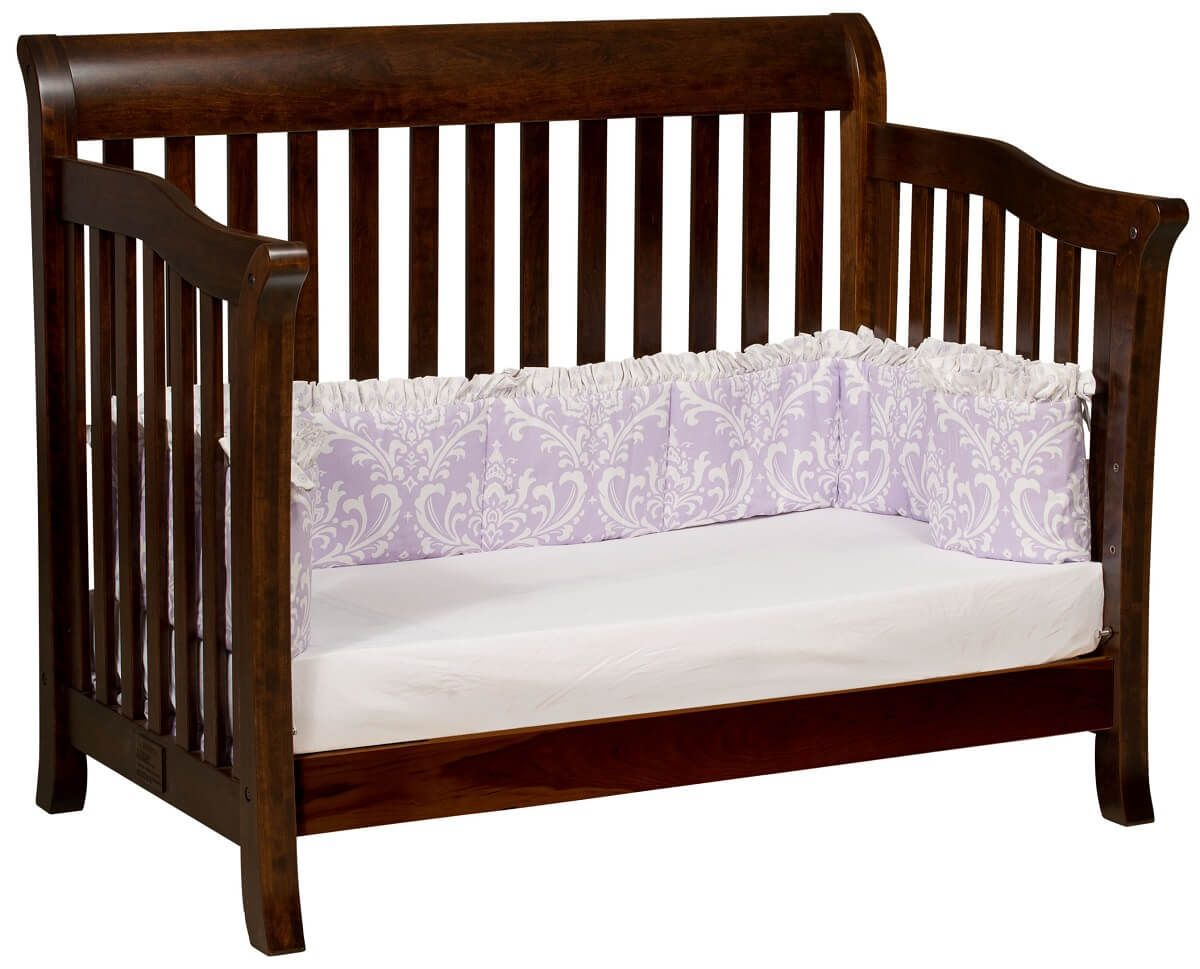 Luxembourg Convertible Toddler Bed
