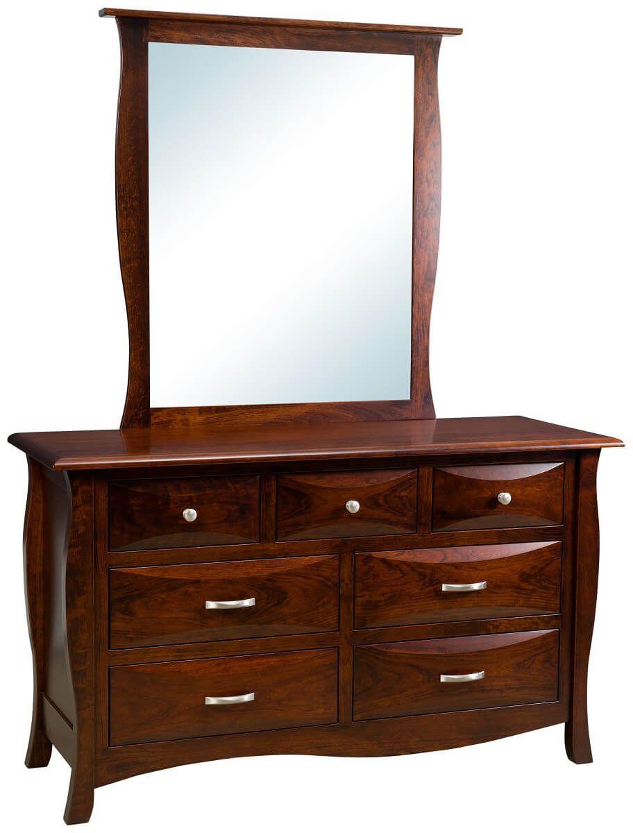 Child's Dresser with Mirror