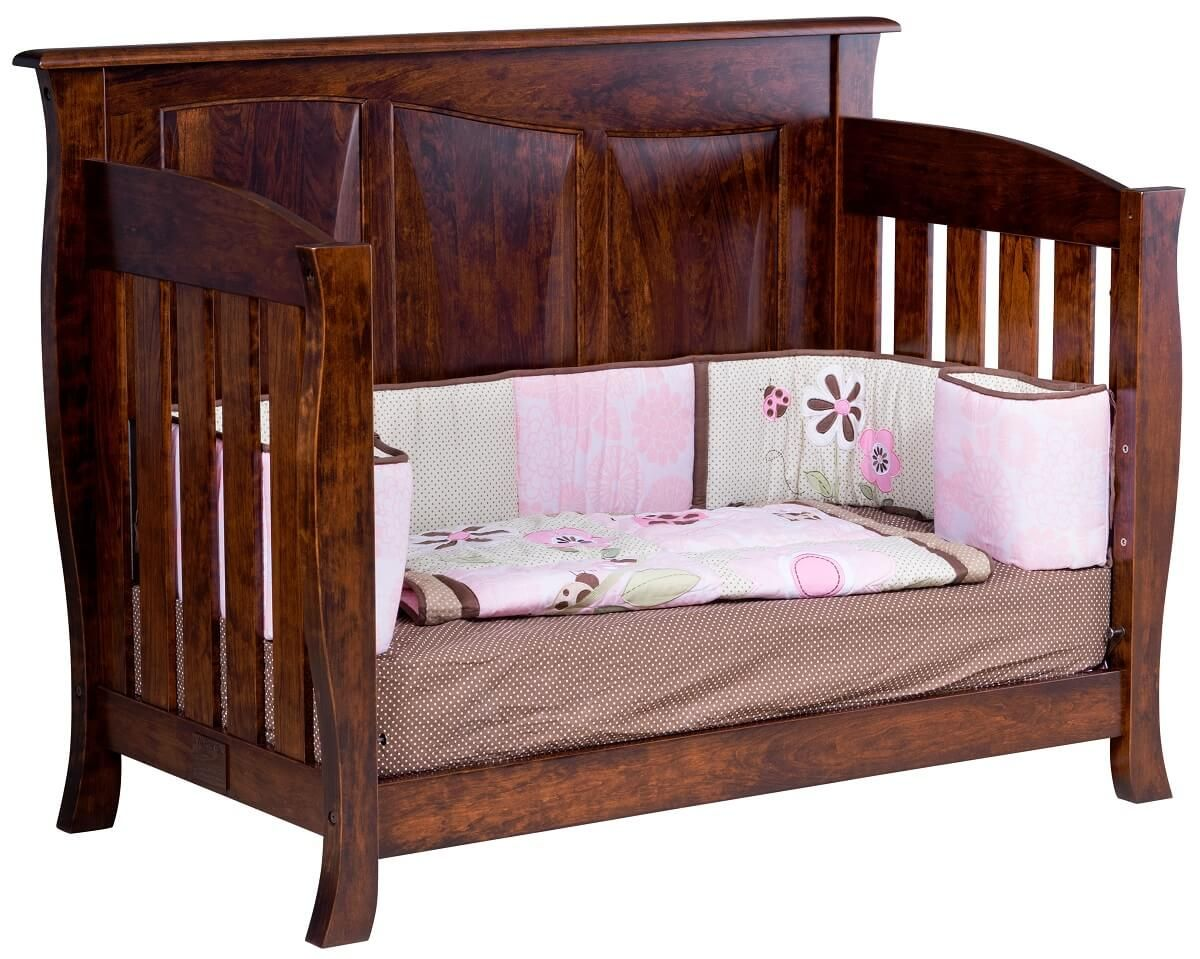 Modelli Toddler Bed Conversion