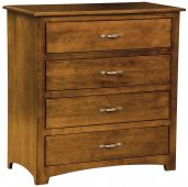 Salinas 4-Drawer Dresser