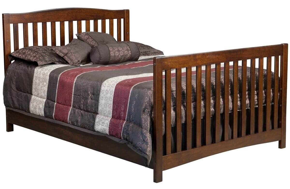Salinas Full Bed in Cherry