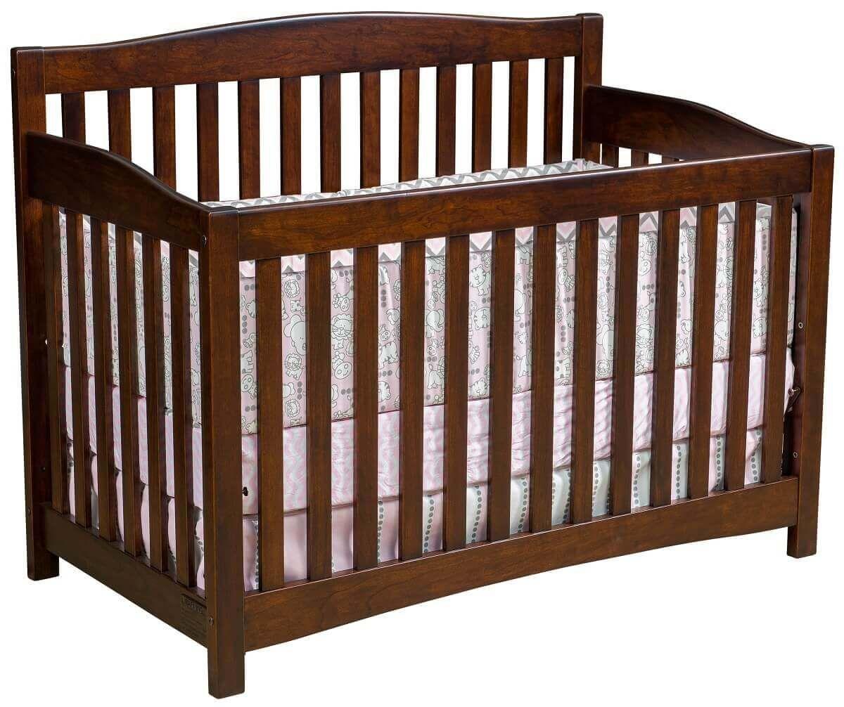 Cherry Baby Crib