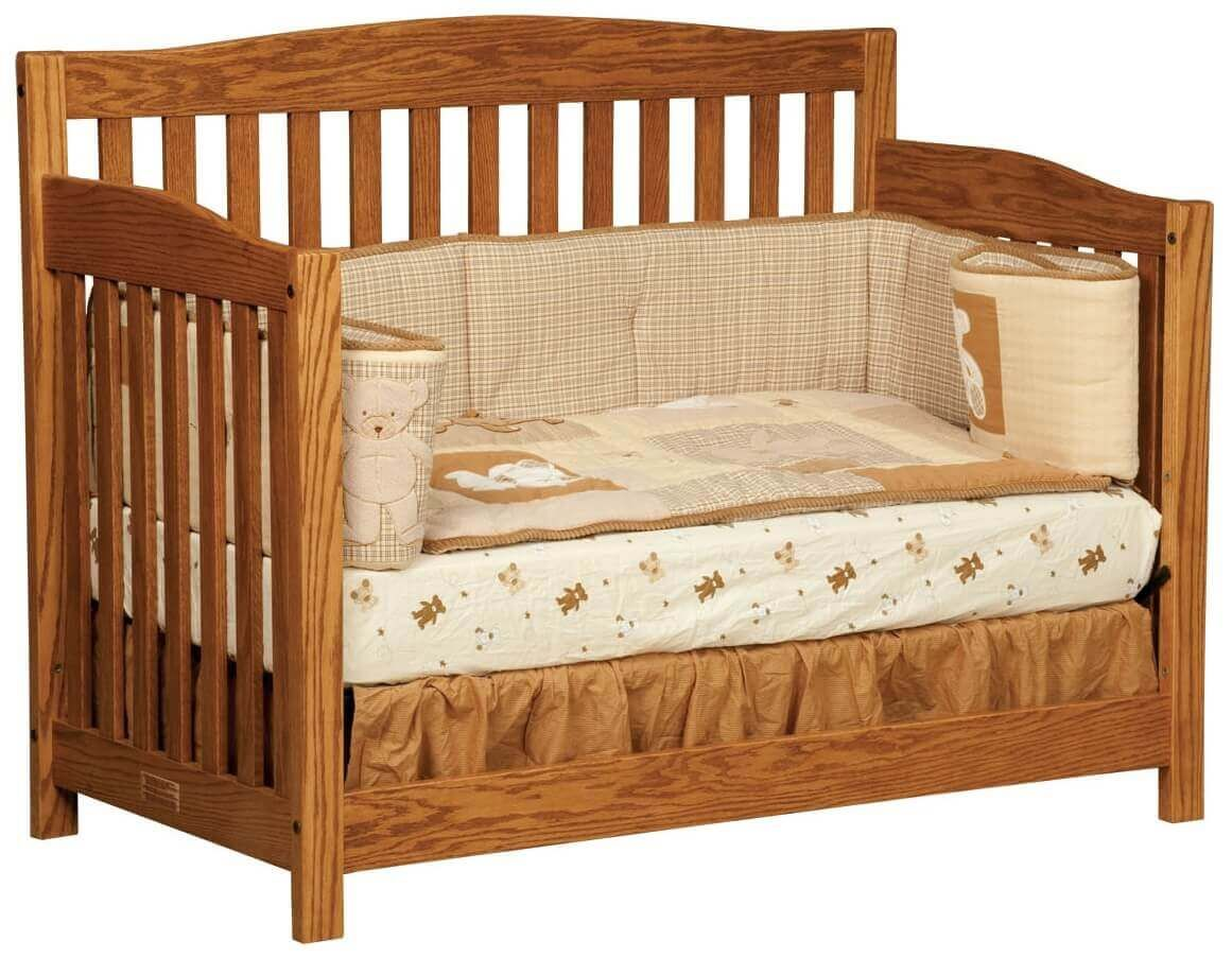 Salinas Toddler Bed Conversion