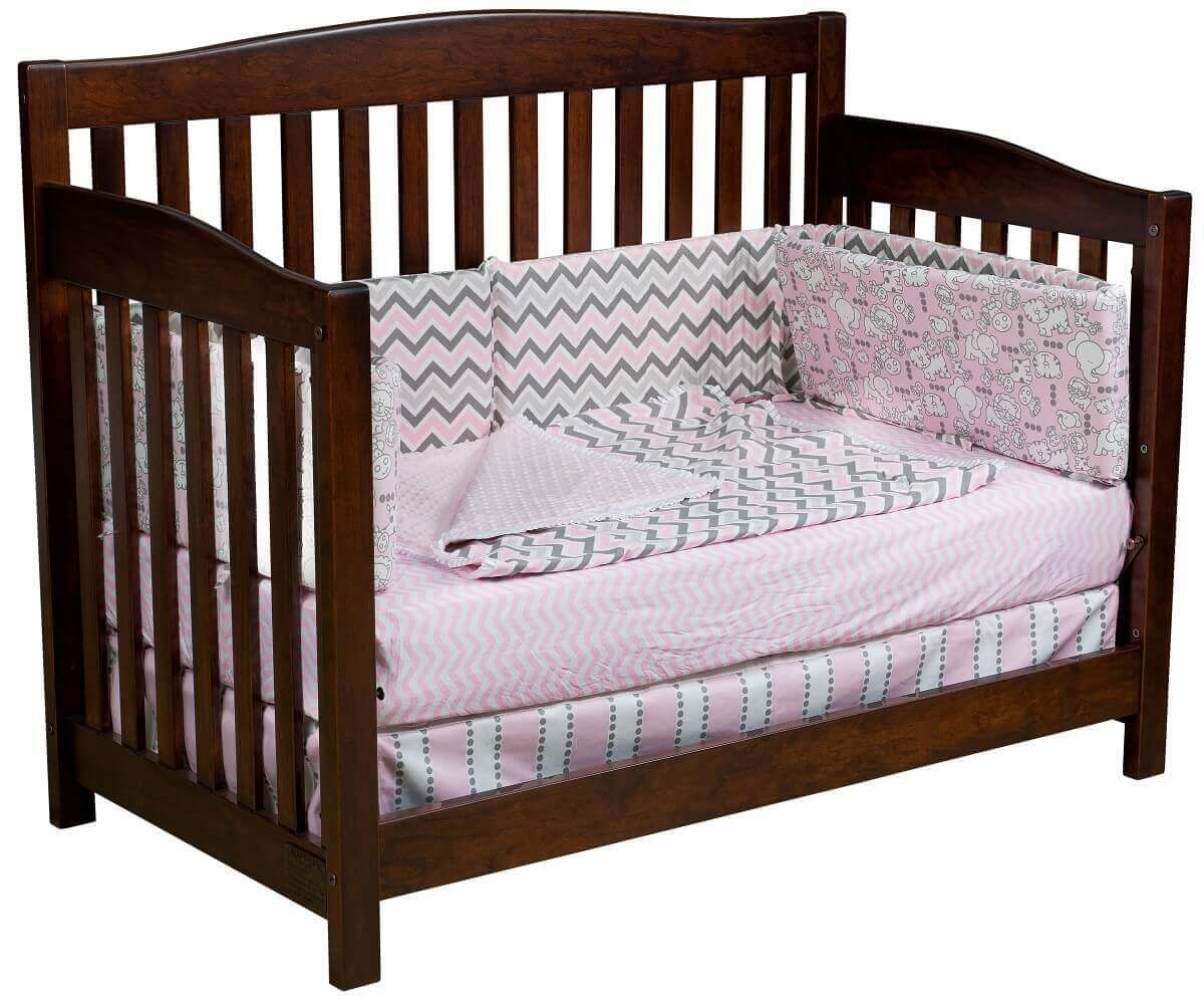 Hardwood Toddler Bed