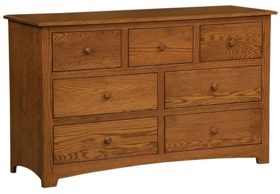Salinas 7-Drawer Dresser