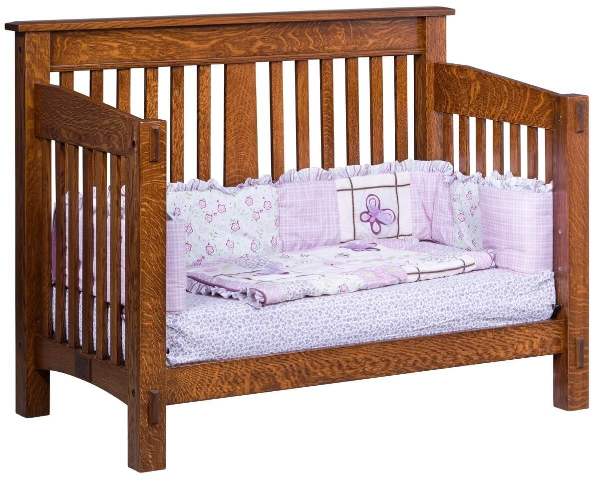San Marino Toddler Bed Conversion