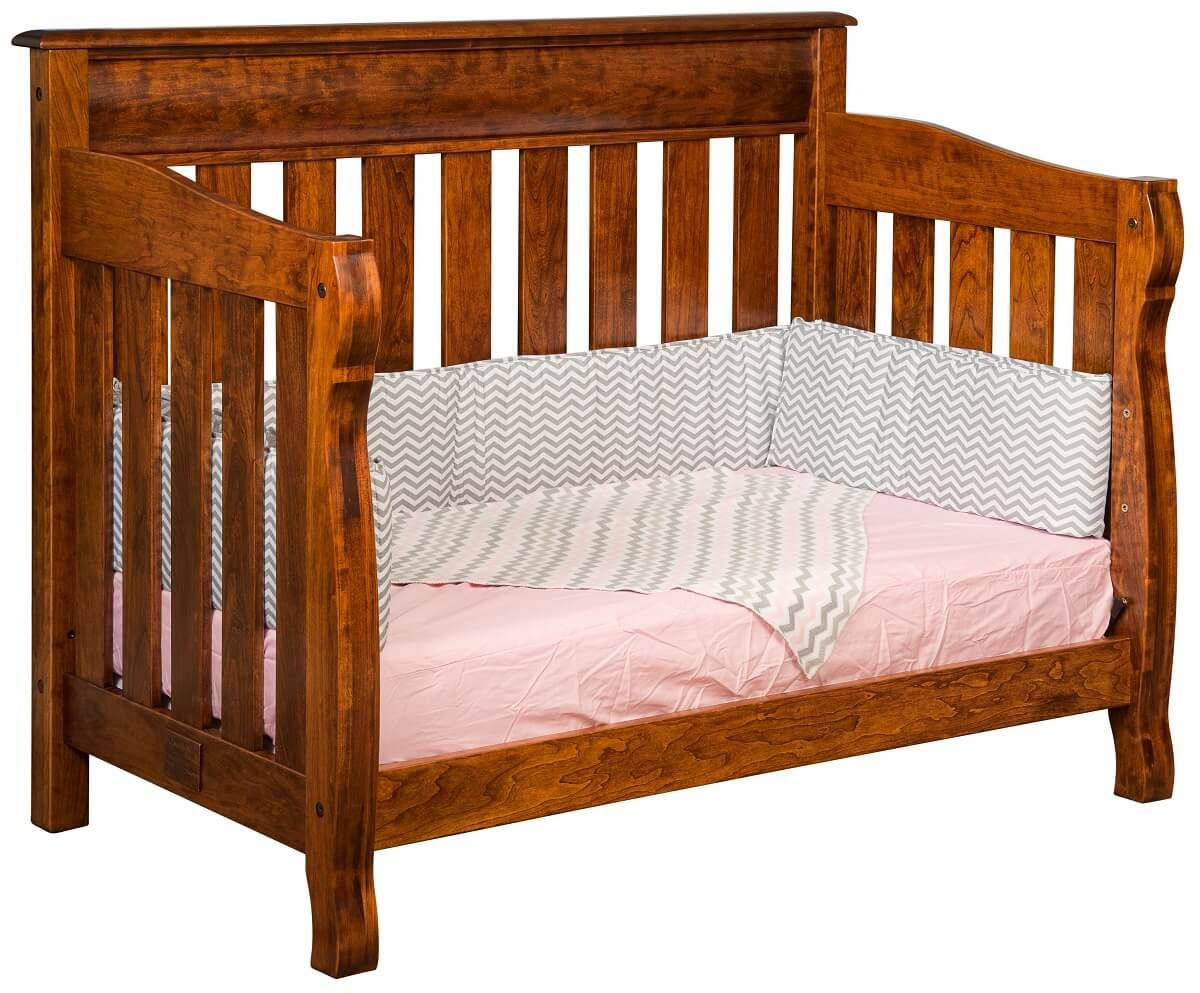 West Estates Toddler Bed Conversion