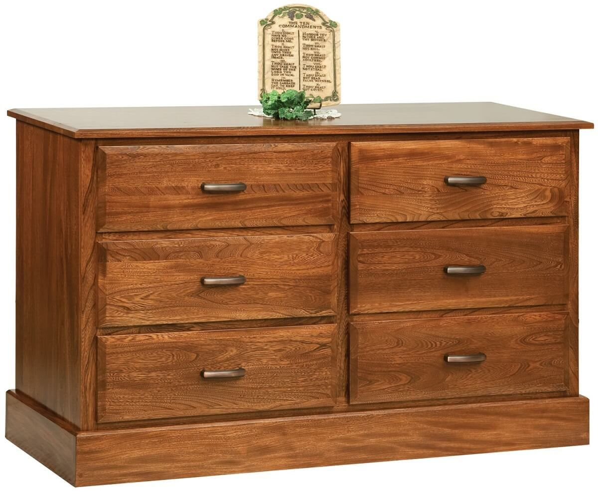 Elm Nursery Dresser