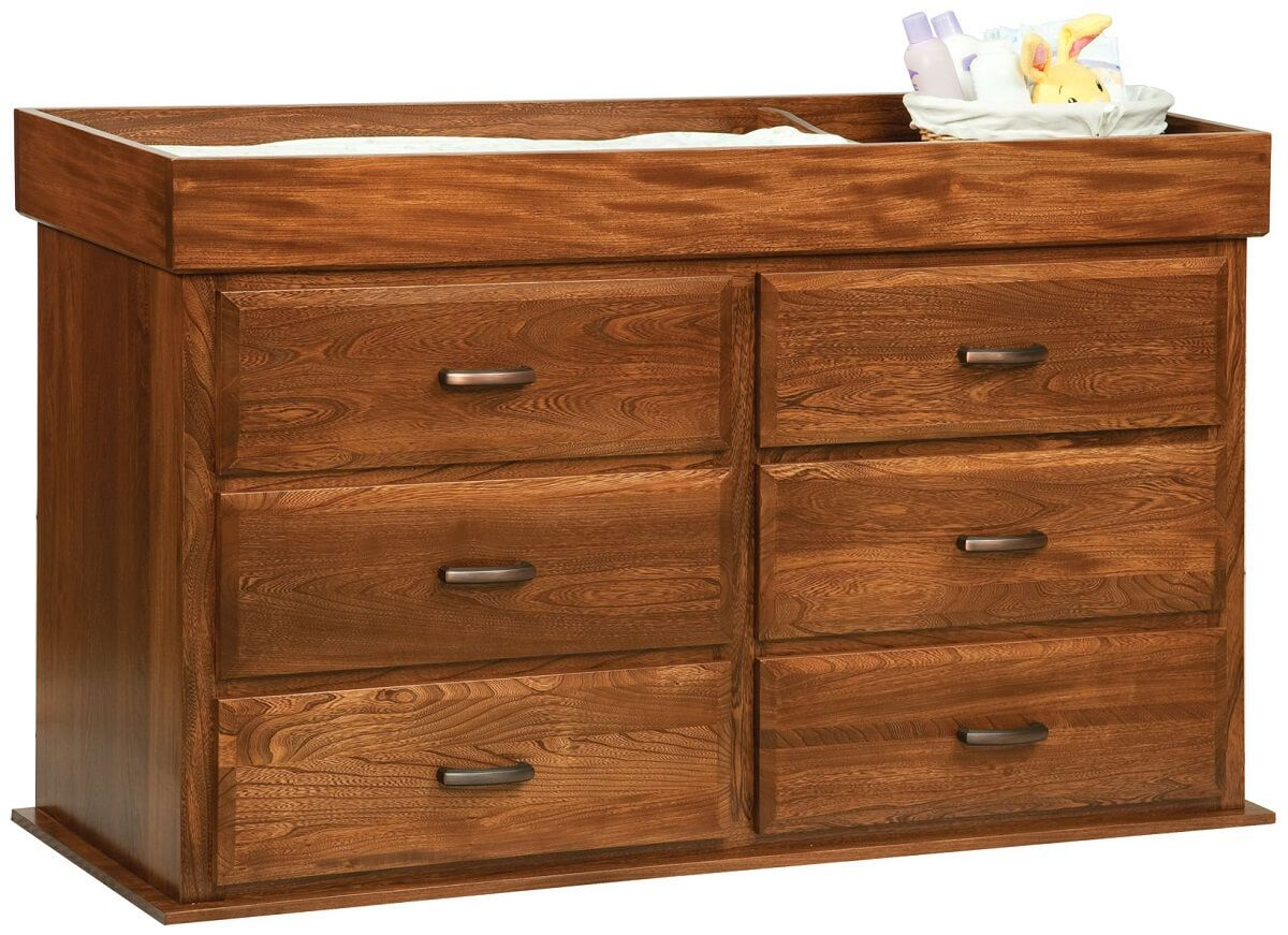 William Baby Changing Table Dresser
