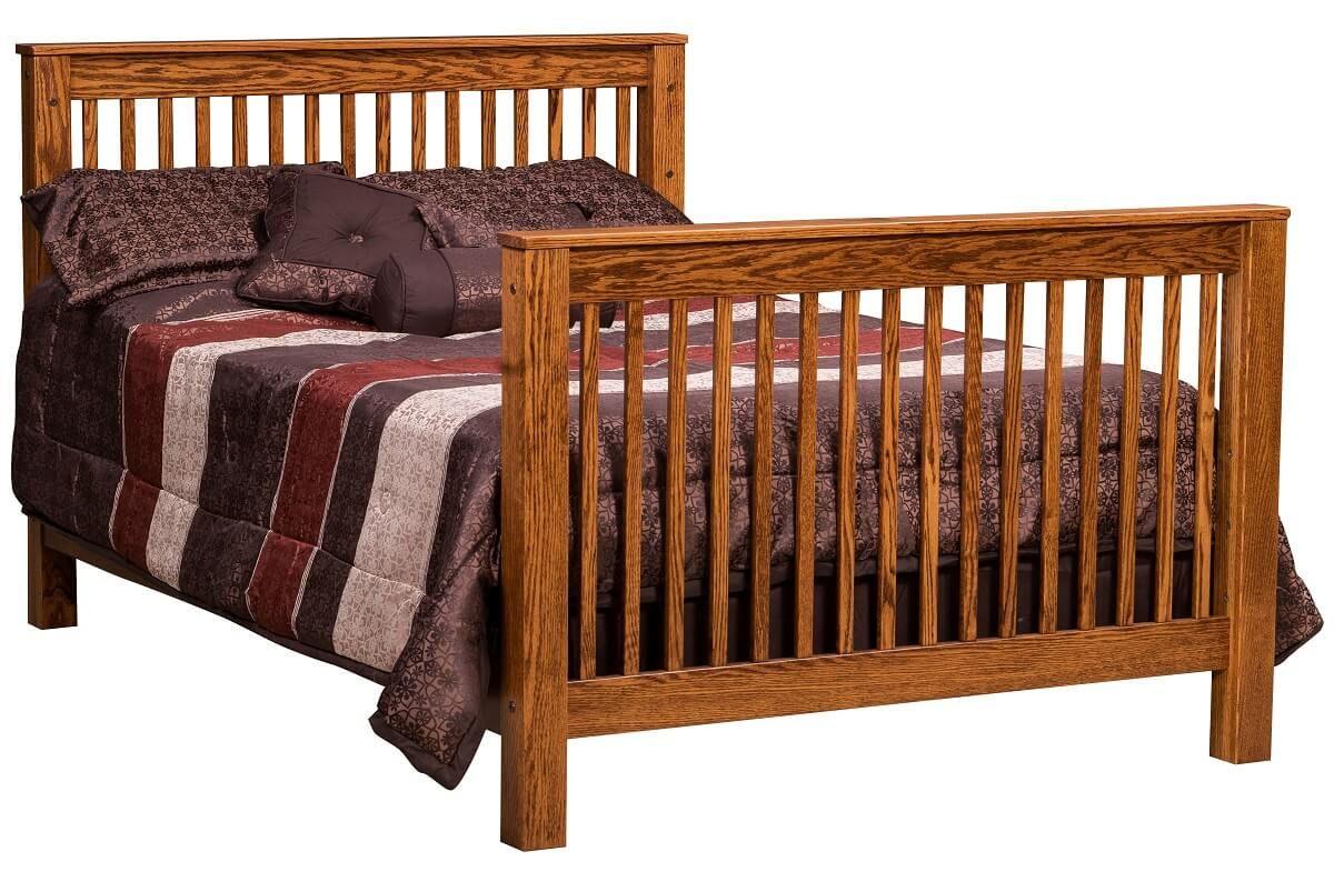William Full Bed Conversion