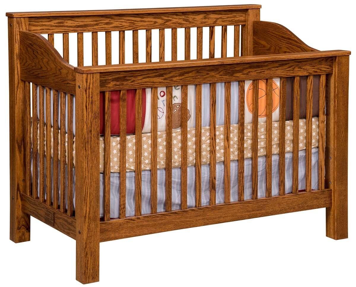 William Baby Crib