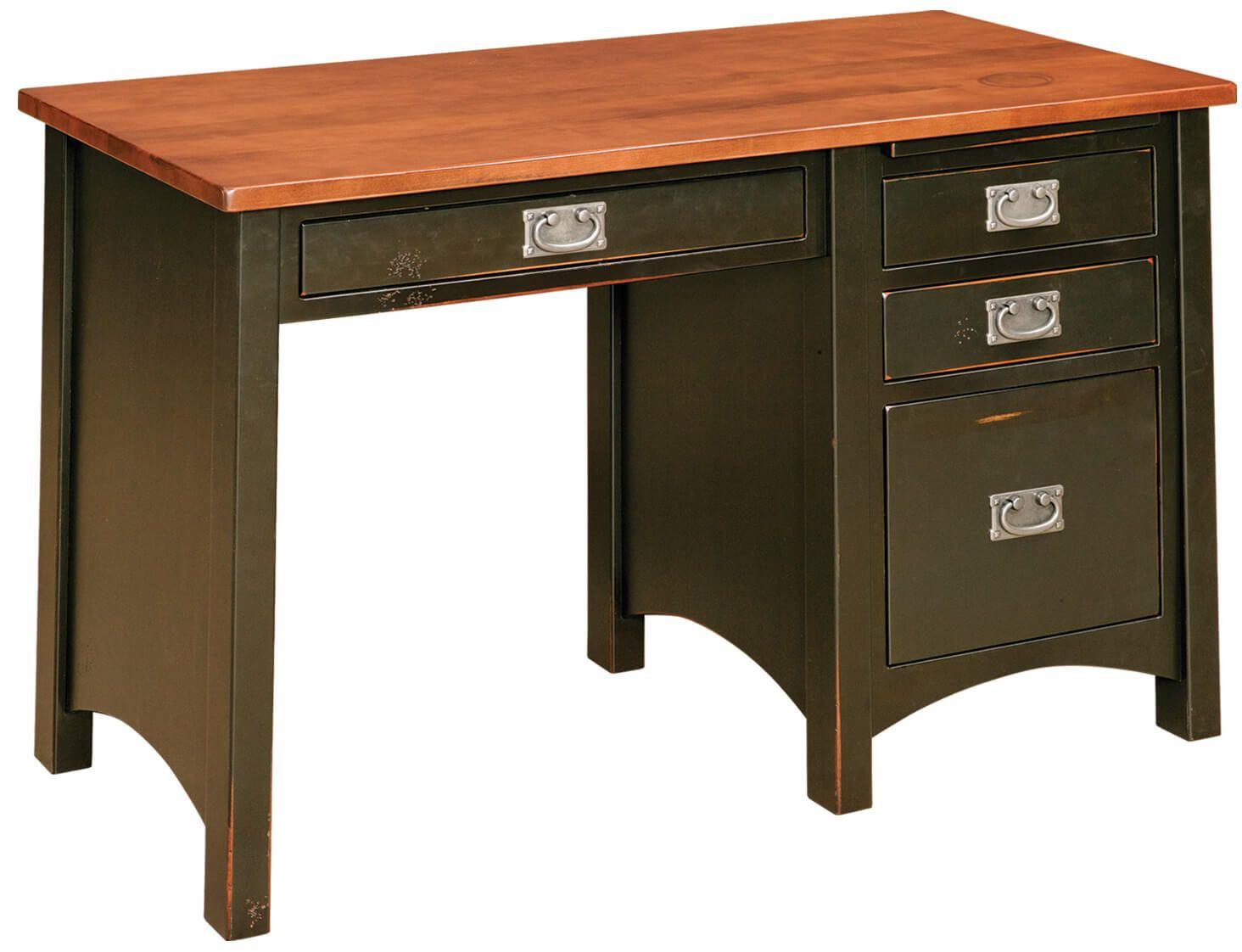 Two-toned Austen Writing Desk