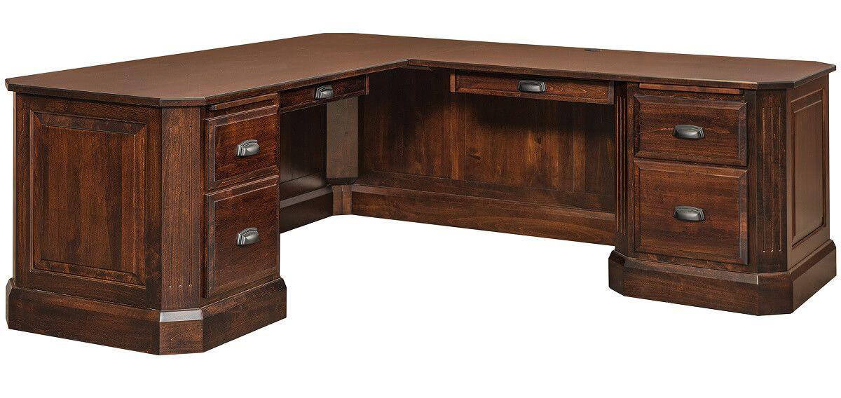 Rockville Corner Desk