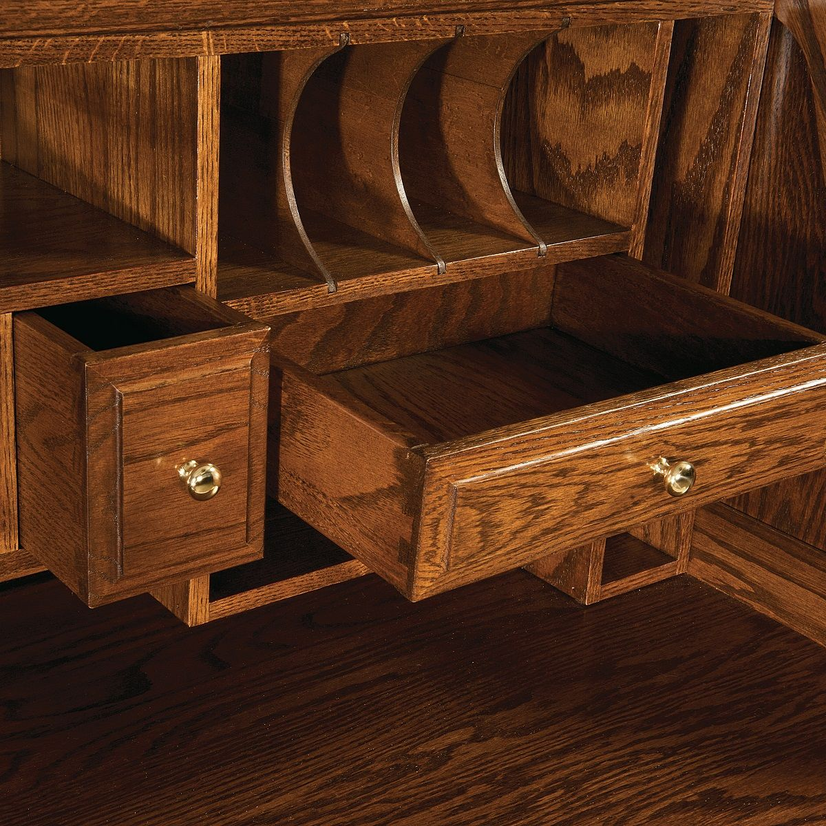 Dovetailed Desk Drawer