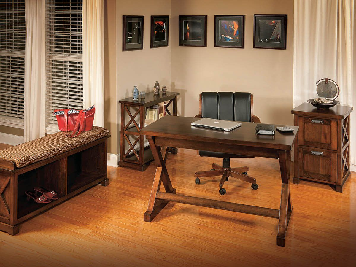 Hudson Home Office Set