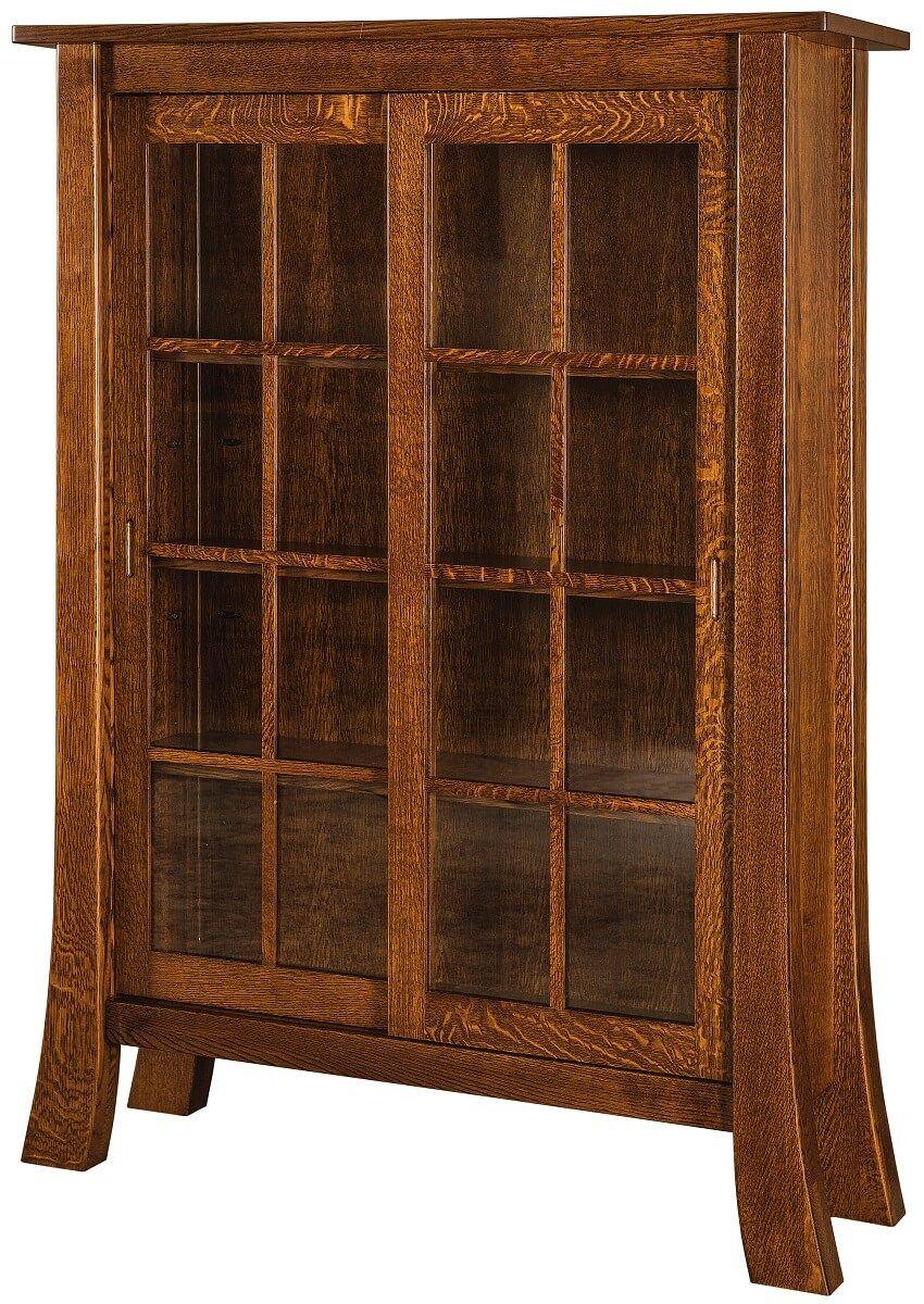 Pontiac Bookcase