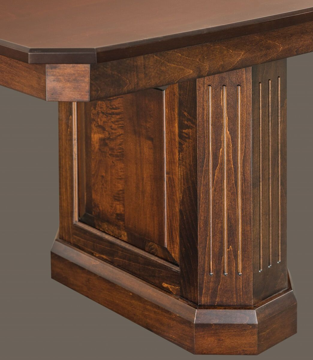 Raised Panel Pedestal
