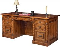 Emerald Isle Executive Desk