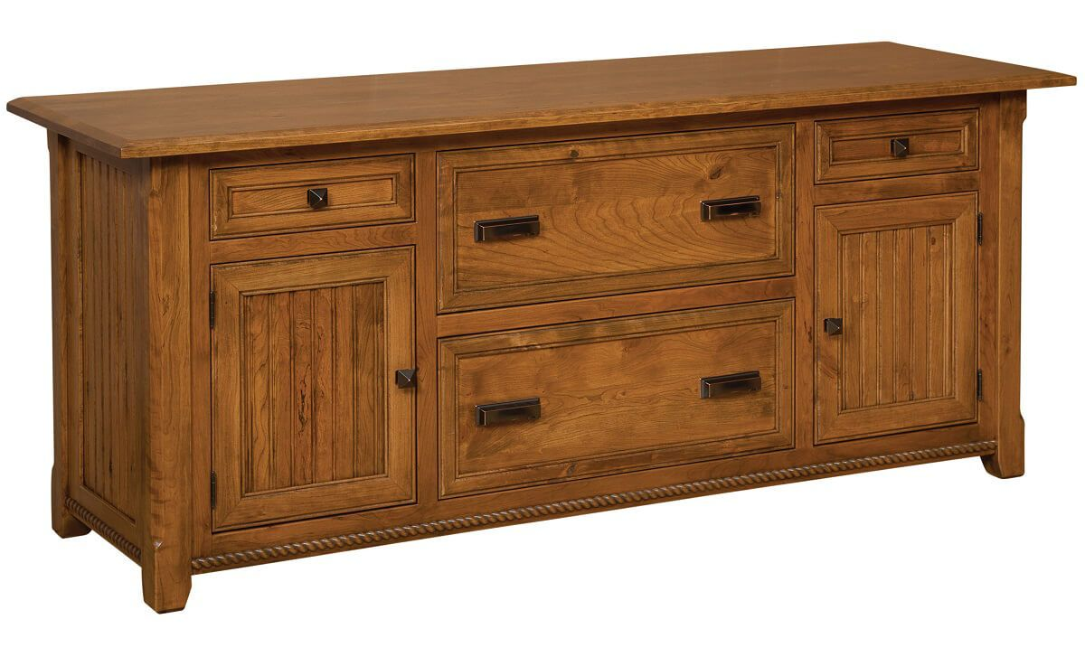 Amish Made Office Credenza