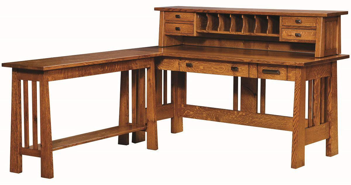 Faywood Corner Desk