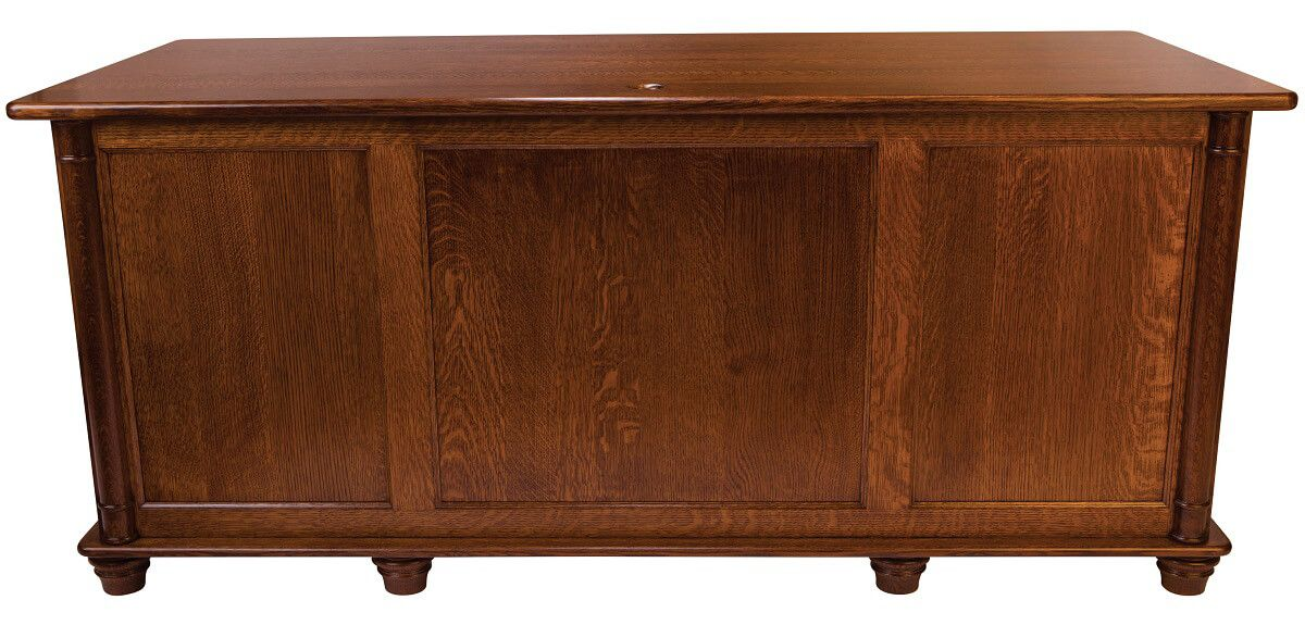 Amish Made Executive Office Desk