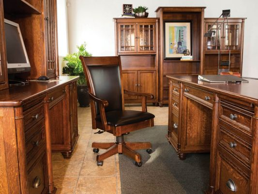 Real Wood Office Furniture
